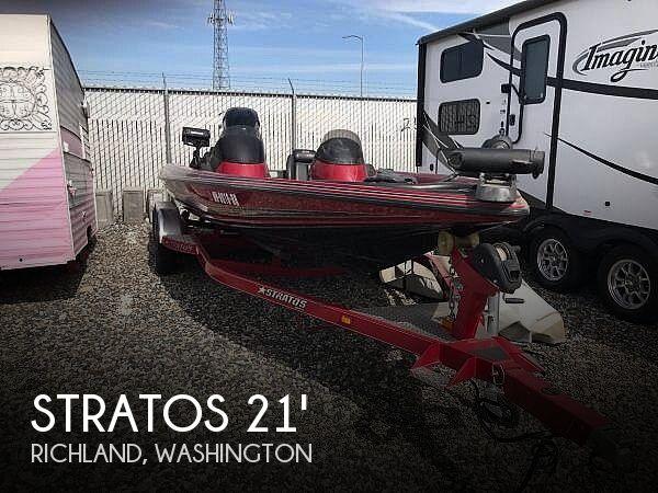 2004 Stratos 201 Pro XL DC