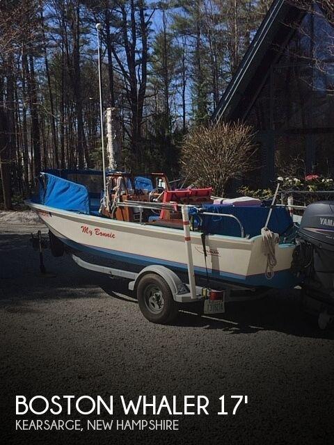 1968 Boston Whaler 17 Montauk
