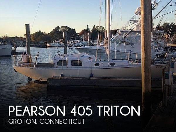 1964 Pearson 405 Triton
