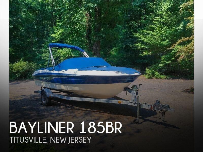 2010 Bayliner 185BR