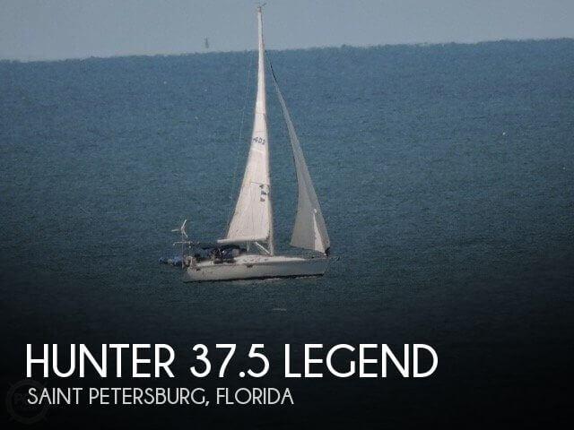 1995 Hunter 37.5 Legend