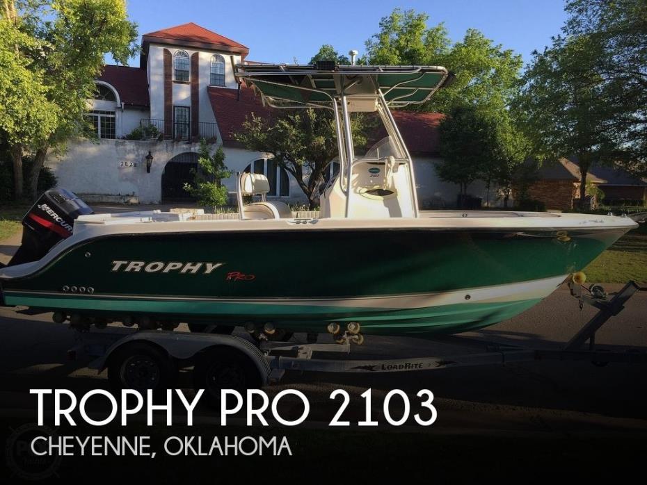 2003 Trophy Pro 2103