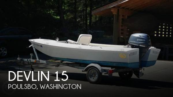 2013 Devlin Designing Boat Builders 15 Cackler