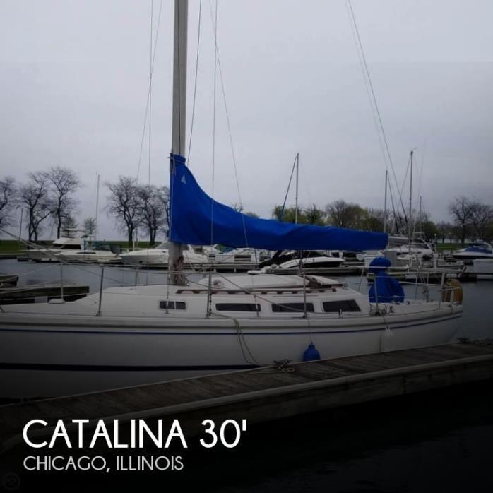 1980 Catalina 30 Tall Rig