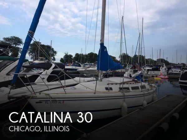 1980 Catalina 30