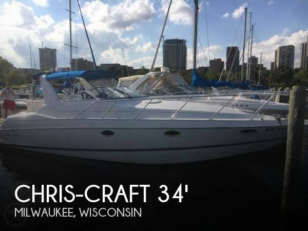 1994 Chris-Craft Crowne 322