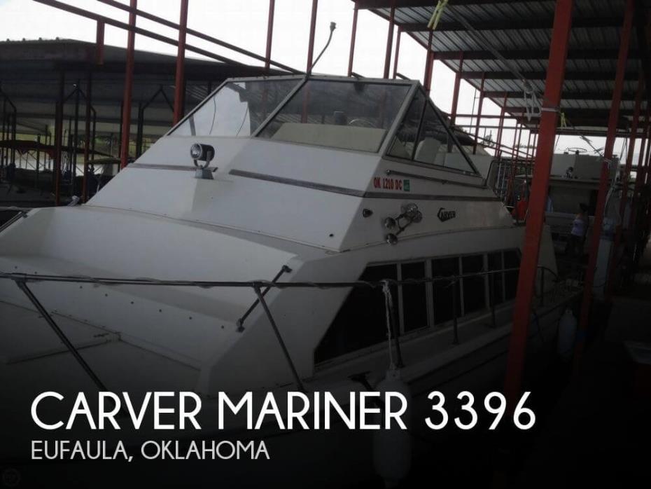 1978 Carver Mariner 3396