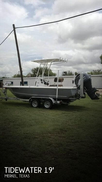 2017 Tidewater 1910 BAYMAX