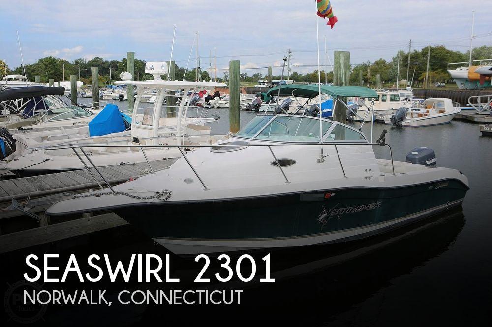 2005 Seaswirl Striper 2301 WA