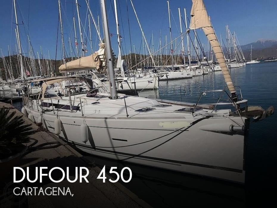 2014 Dufour 450 Grande Large