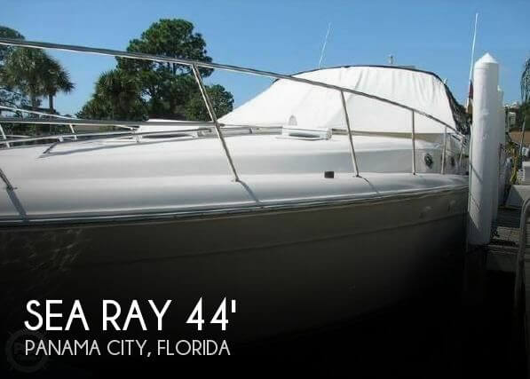 1994 Sea Ray 440 Sundancer