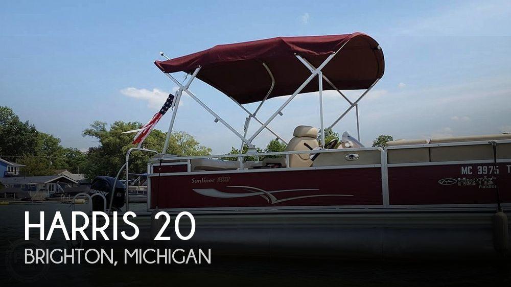 2011 Harris Sunliner 200