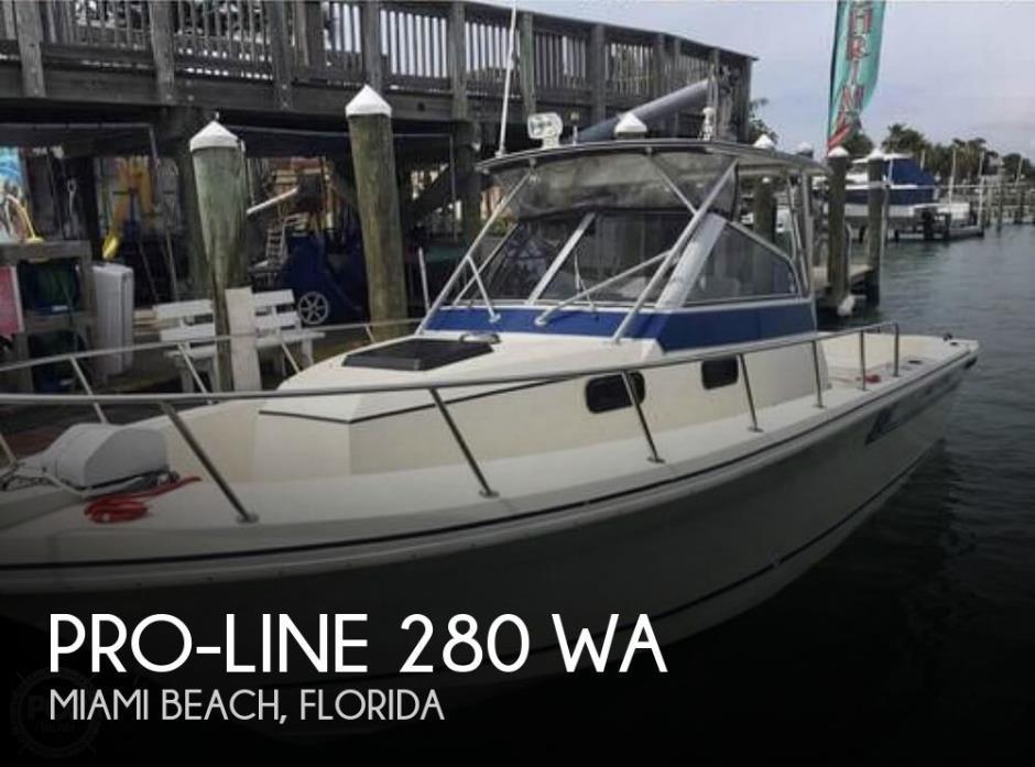 1990 Pro-Line 280 WA