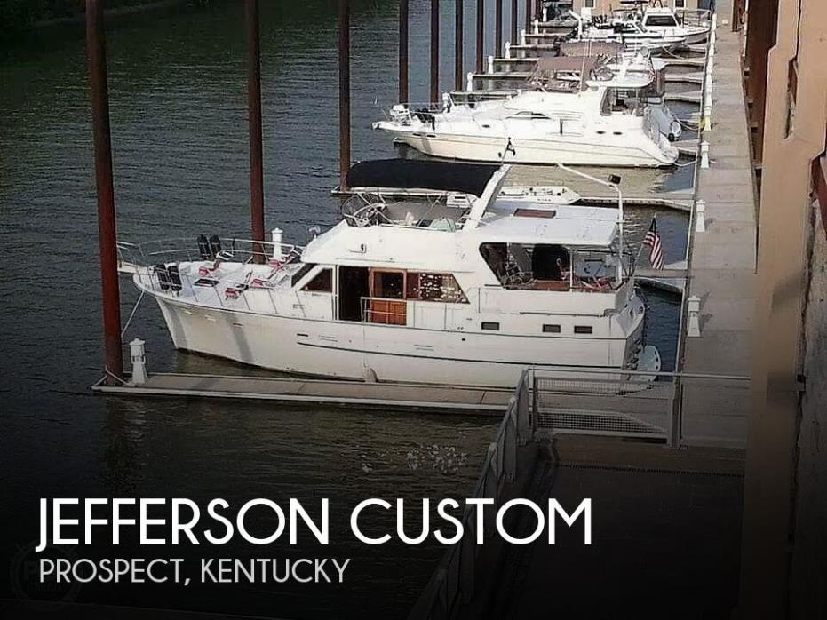 1984 Jefferson Custom