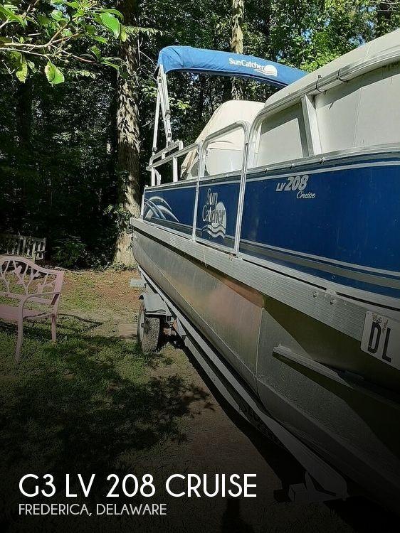 2012 G3 Suncatcher 208 LV Cruise