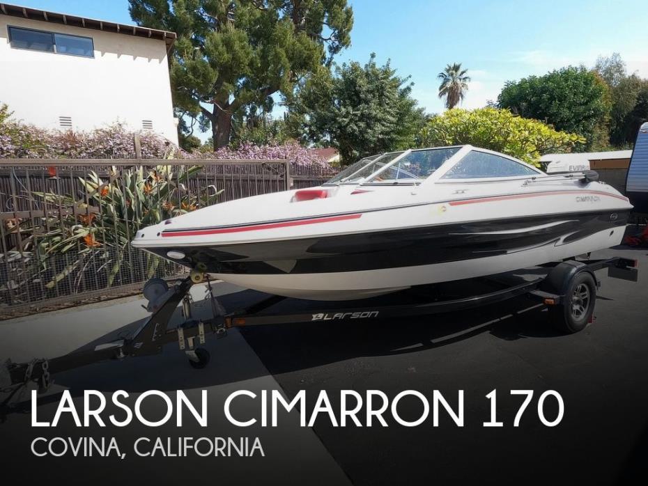 2012 Larson Cimarron 170 FS