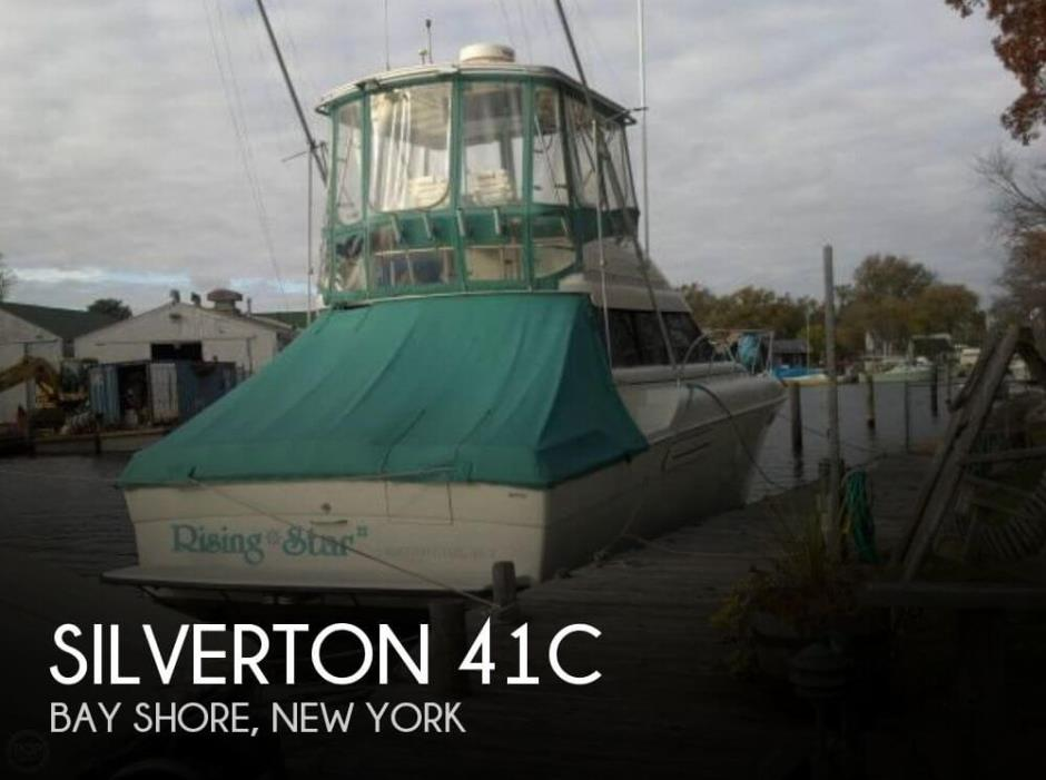 1993 Silverton 41C
