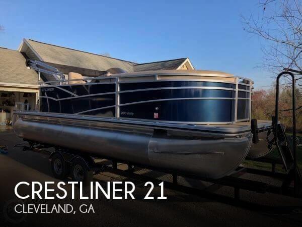 2017 Crestliner 21