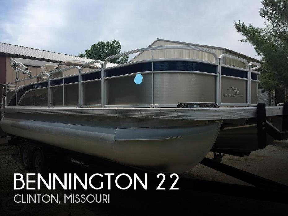 2015 Bennington 22