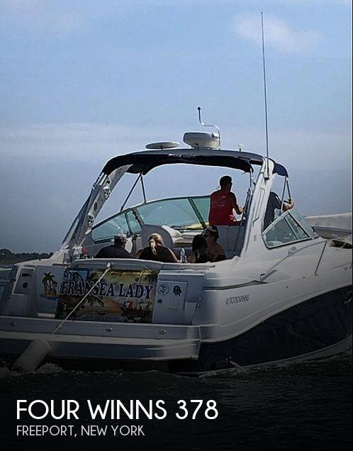 2004 Four Winns 378 Vista