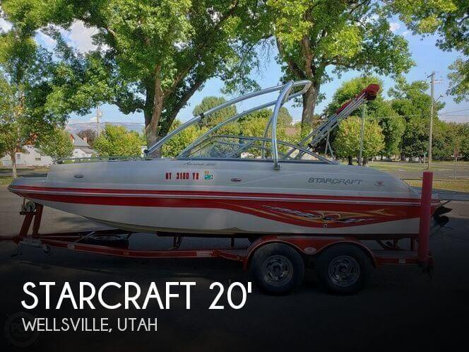 2005 Starcraft Aurora 2010