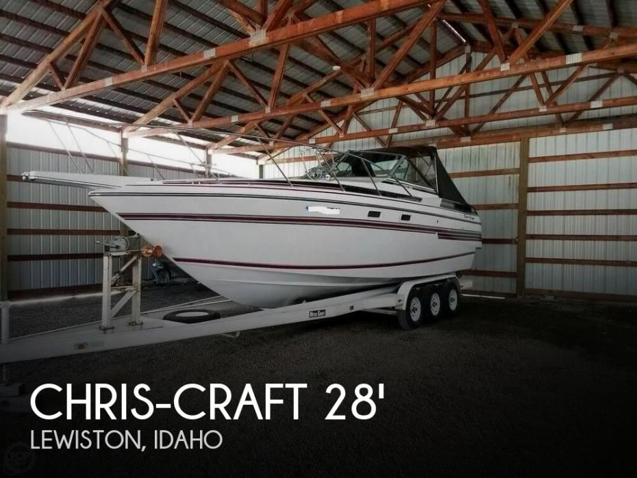 1989 Chris-Craft 284 Amero