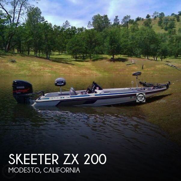 2006 Skeeter ZX 200