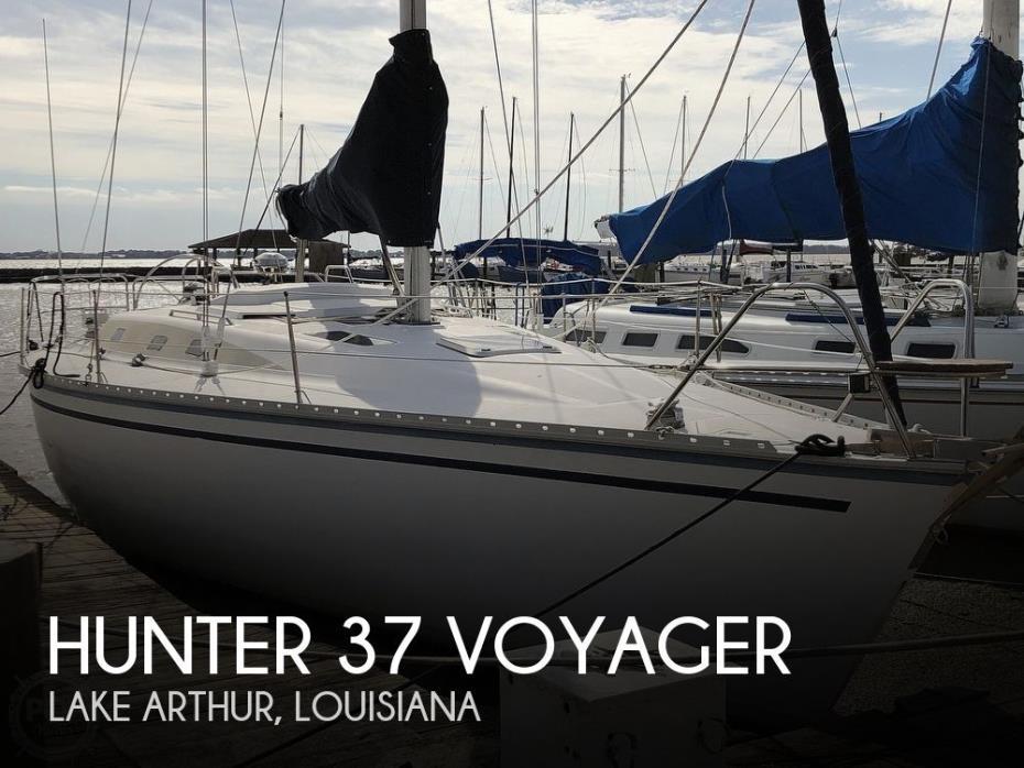 1987 Hunter 37 Legend