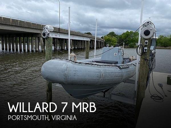 1995 Willard 7 MRB