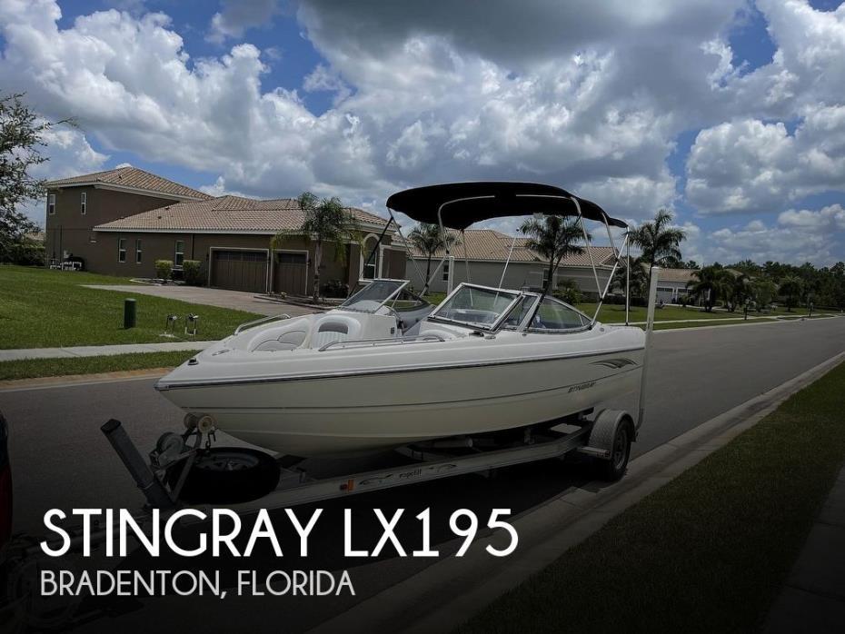 2005 Stingray LX195