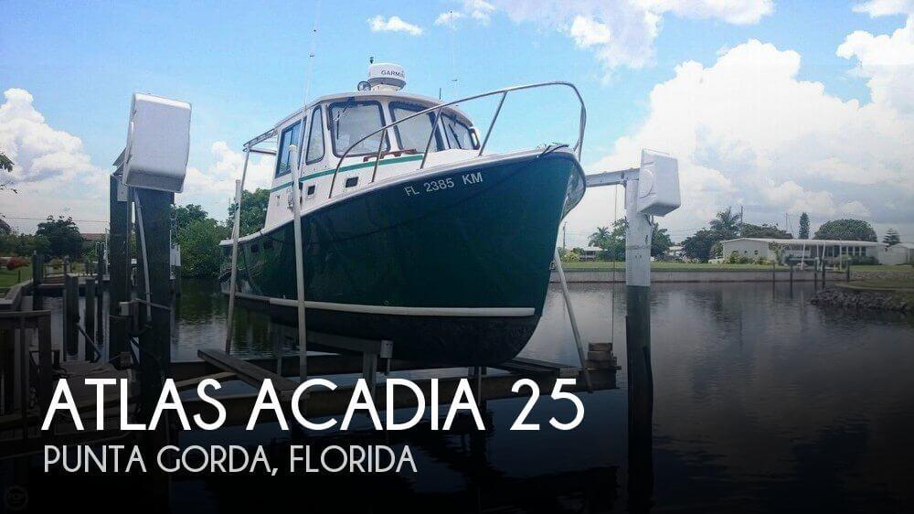 1999 Atlas Acadia 25