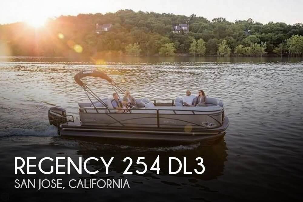 2016 Regency 254 DL3