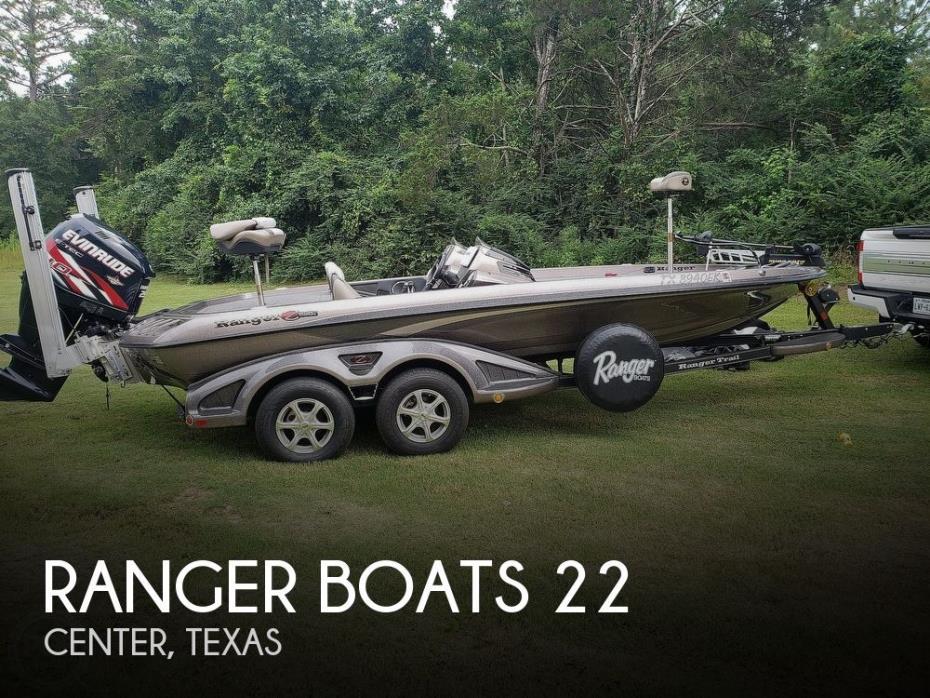 2014 Ranger Boats Comanche Z 520C