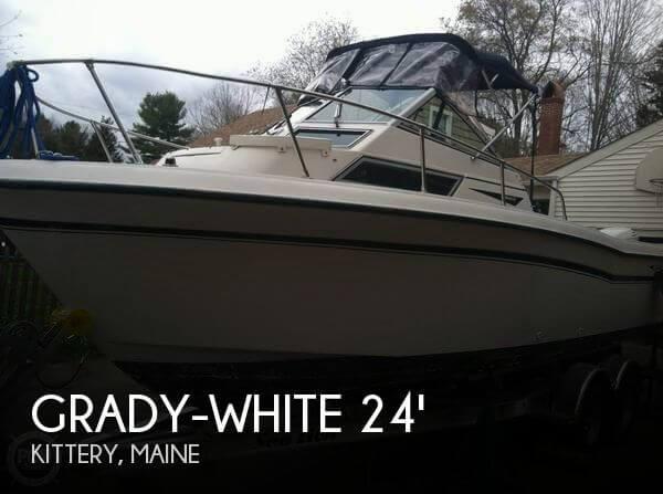 1989 Grady-White Offshore 24
