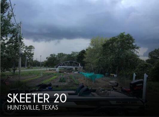 1999 Skeeter 20