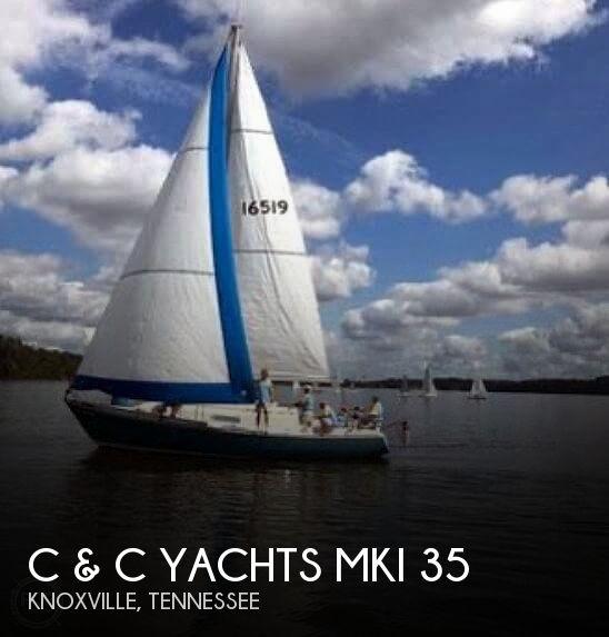 1972 C & C Yachts MKI 35