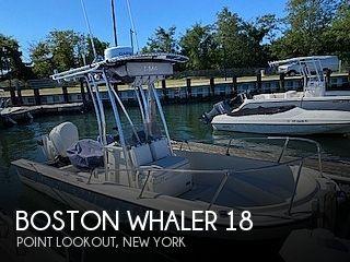 1987 Boston Whaler 18 Outrage