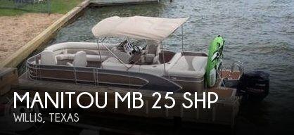 2013 Manitou MB 25 SHP