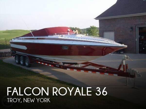 1982 Falcon Royale 36