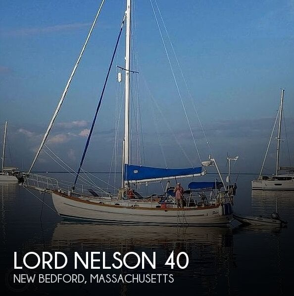 1982 Lord Nelson 41