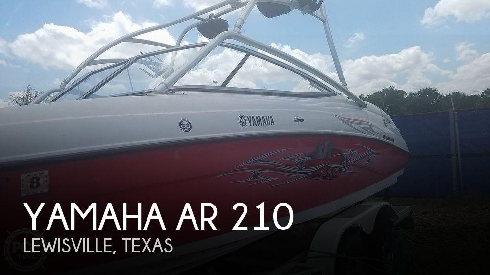 2006 Yamaha AR 210