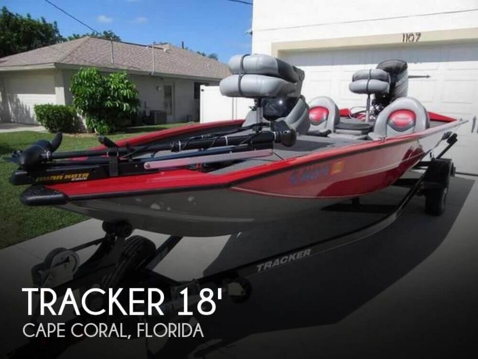 2015 Tracker PRO TEAM 175 TXW