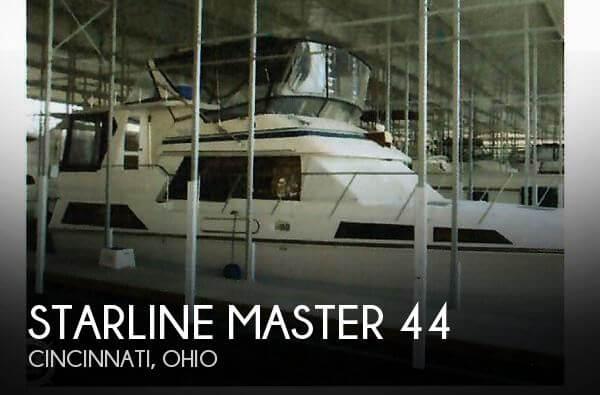 1989 Starline Master 44