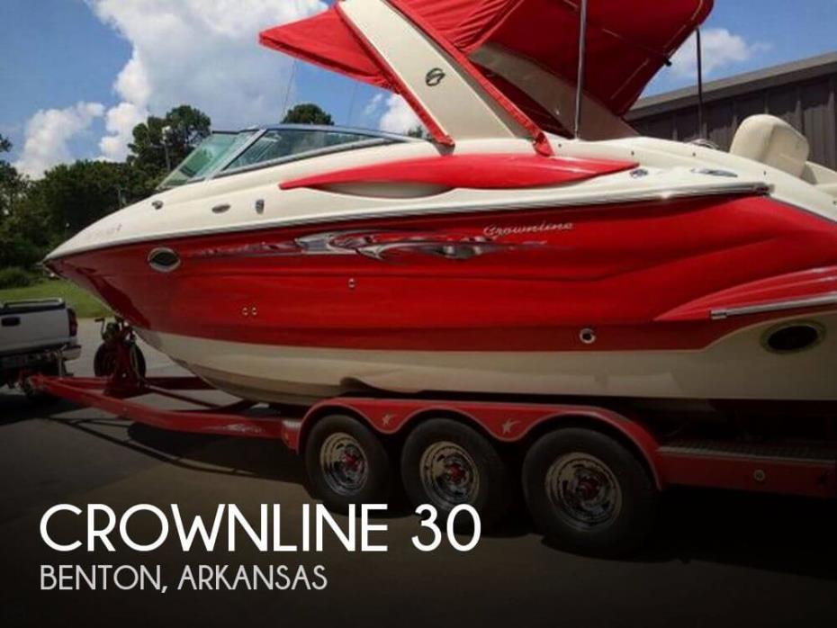 2009 Crownline 30
