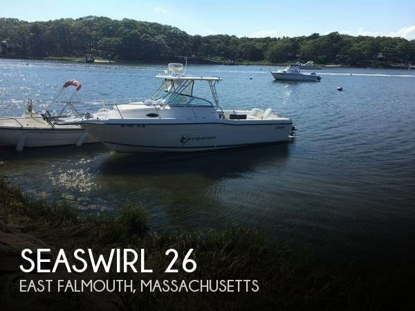 2001 Seaswirl 26