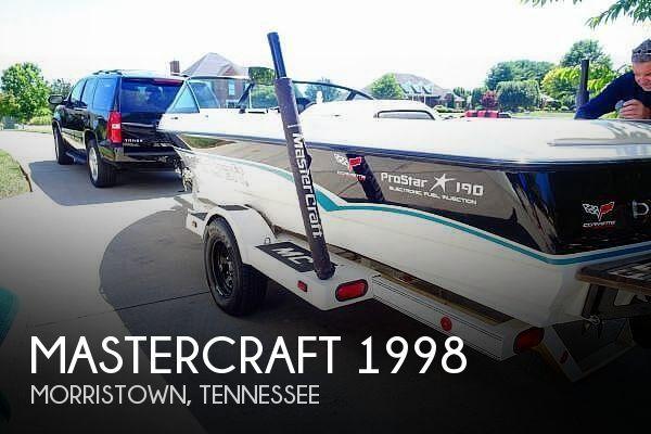 1998 Mastercraft PROSTAR 190