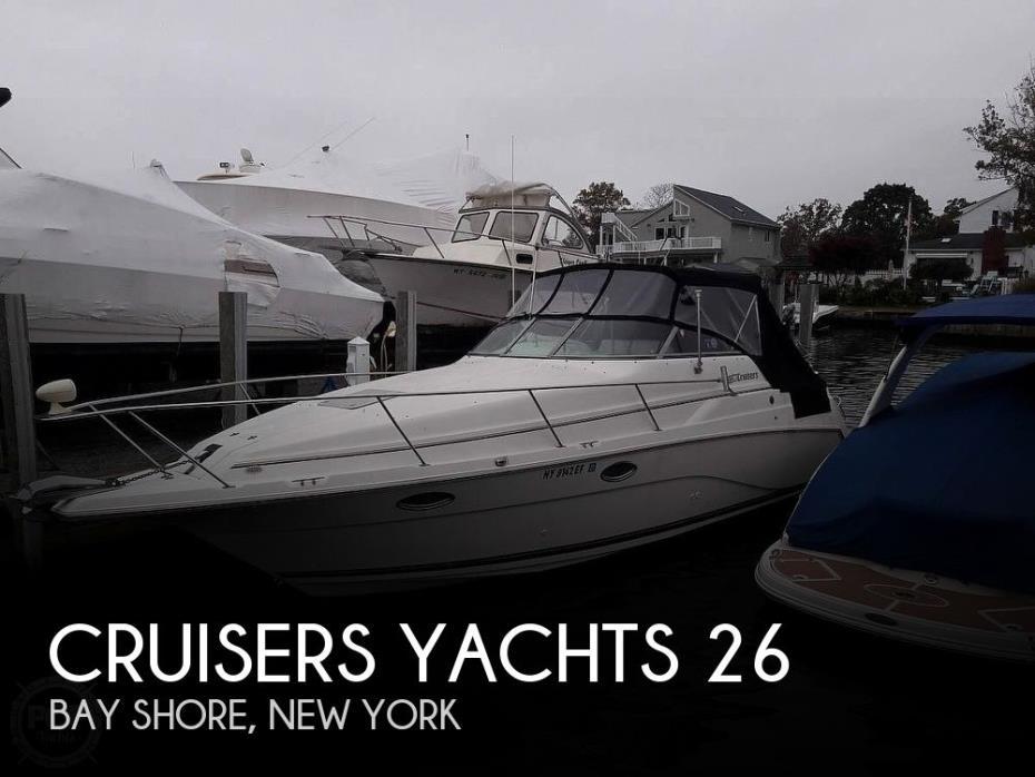 1996 Cruisers Yachts Rogue 2670