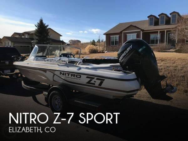 2014 Nitro Z-7 Sport