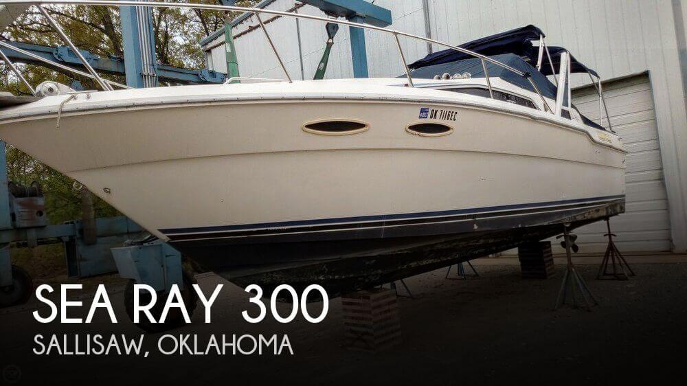 1988 Sea Ray 300