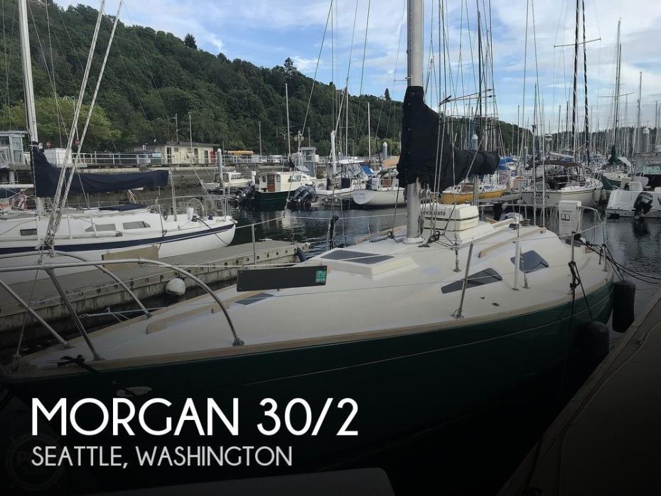 1973 Morgan 30/2